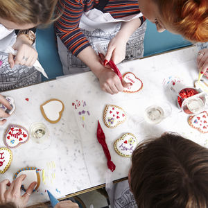 Biscuiteers School Of Icing Class - experiences