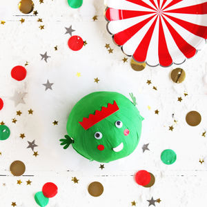 Peel The Sprout Game And Christmas Countdown