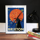 London Prints The Brixton Windmill Art Print