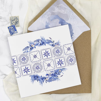 Grecian Wedding Invitations