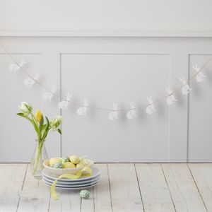 Easter Bunny Garland Decoration