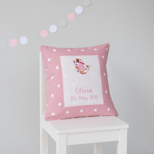 Personalised New Baby Girl Gift - gifts for babies