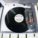 Personalised Vinyl Record Pizza Board And Cutter