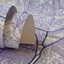Personalised Street Map Wallpaper