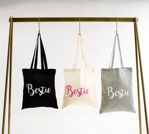 Bestie Tote Bag - whats new