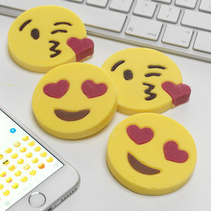 Chocolate Love Emojis - gifts for him
