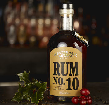 Ten Year Aged Grenadian Rum