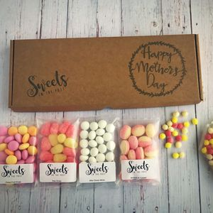 'Happy Mother's Day' Letterbox Sweets Gift Box - gifts from younger children