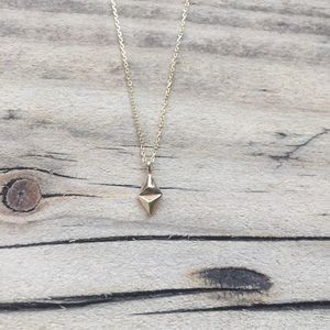 Tiny Rocka Kite Necklace