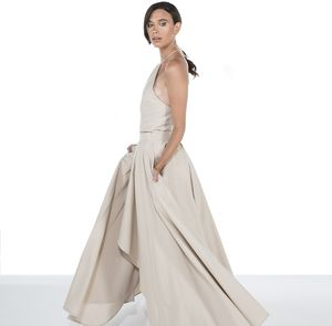 Wedding Skirt With Pockets - dresses