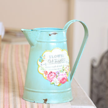 Sunny Country Flower Jug