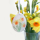 Daffodil Decoration Easter Decor