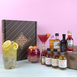 Premium Liqueur Cocktail Set - wines, beers & spirits