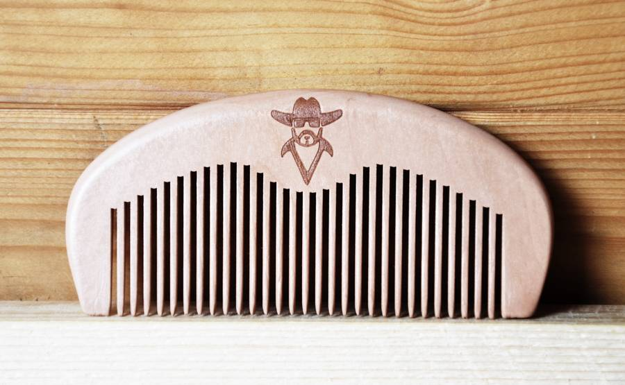 beard grooming kit oil wax comb scissors by honest outlaw notonthehighs. Black Bedroom Furniture Sets. Home Design Ideas