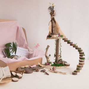 Fairy Teepee Treehouse Kit - gifts for children