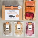 Cotswolds Gin And Make Your Own Salmon Hamper