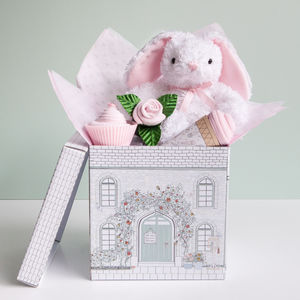 Baby Girl Baby Shower Gift Set - baby care