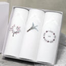 Box Of Ladies Handkerchiefs: Joy,Lavender And Tree