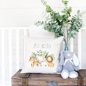 Childs Safari Cushion