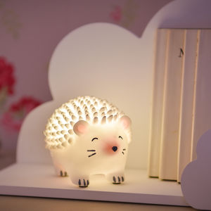 Light Up U S B Hedgehog - children's room