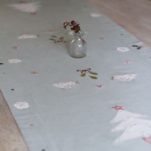 Christmas Table Runner - bed, bath & table linen