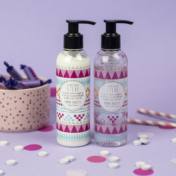 Parma Violets Wash And Lotion Set