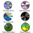 Crystal Colour Options