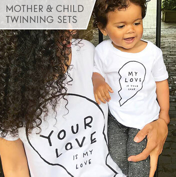 mother and child twinning sets