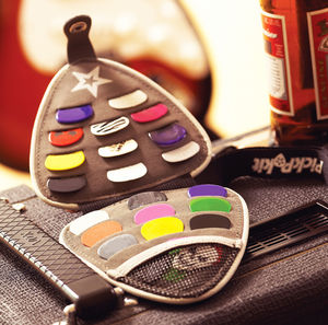 Guitar Pick Wallet – 'Pickpokit Original' - for fathers