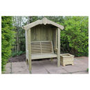 Garden Arbour Two Seater