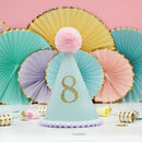 Pastel Any Age Party Hat