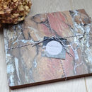 Rectangle Earthy Placemats, Set Of Four