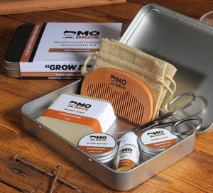 Beard Care Gift Set Xl Perfect Gift