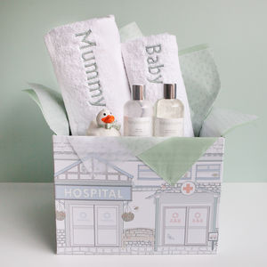 Mummy And Me Bathtime Hamper - new in baby & child