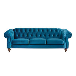 Sumptuous Button Back Three Seater Sofa