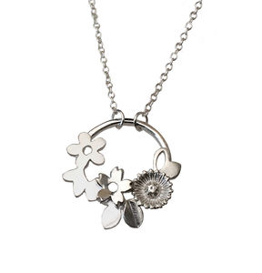 Flower Garland Necklace