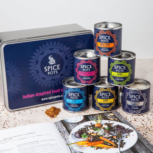 Spice Pots Luxury Indian Curry Kit