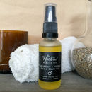 Organic Frankincense And Rosemary Face And Beard Oil