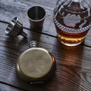 Clyde Hip Flask And Tumbler Set