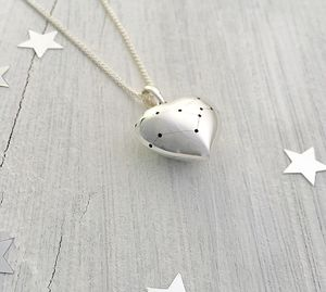 Large Constellation Heart Pendant Myths From The Gods