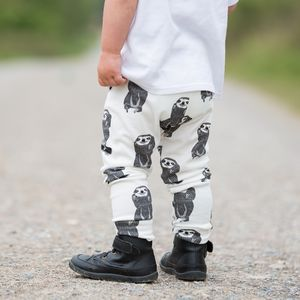 Skating Sloth Leggings