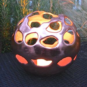 Orb Hurricane Lantern - outdoor lights