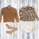 Morris Blouse And Bloomer Set