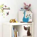 Children's Animal Storage Box