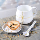 Christmas Bone China Gift Set