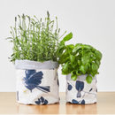 Fabric Pot For Plants Or Storage