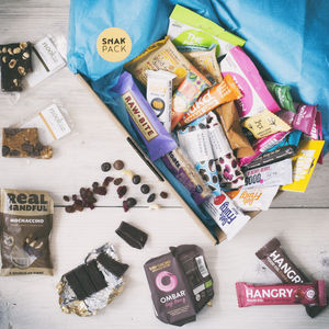 21 Healthy Assorted Artisan Snacks - cakes & sweet treats