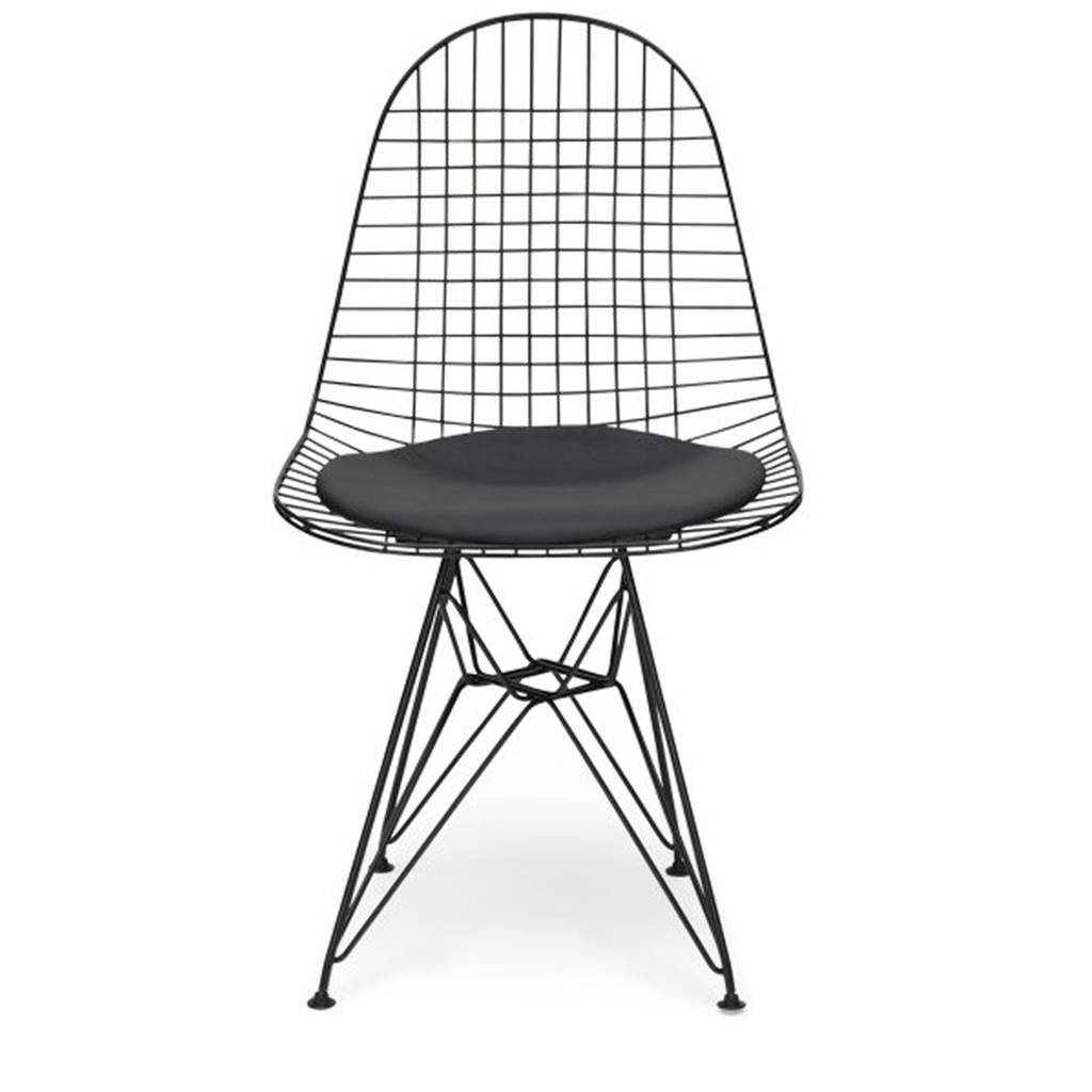 Chair Metal Eames Style Dkr Wire Mesh Chair By Ciel