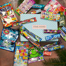 Japanese Candy Hamper, 21 Pieces