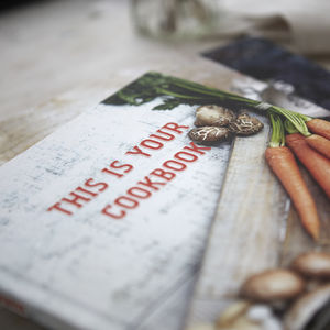 Personalised Gluten Free Cookbook - gifts for the health conscious